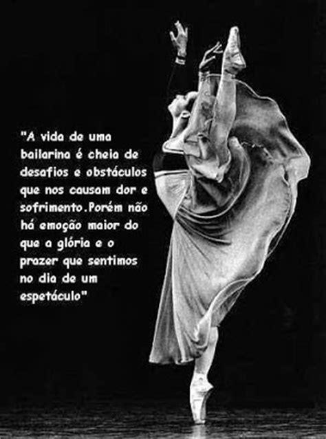 """""""A dança é a linguagem oculta da alma"""": ballet uma vida"""