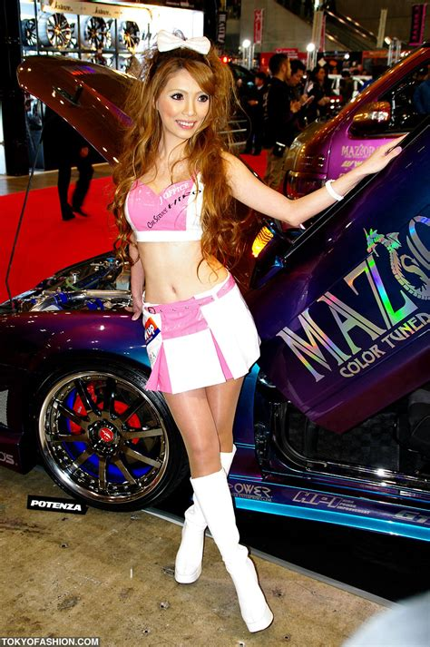 Best Selling Paint by Tokyo Auto Salon 2010 Pictures