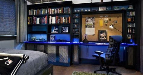 beautiful Room Decor Ideas For Guys #4: Amazing-Teen-Boy-Room-Decor.jpg