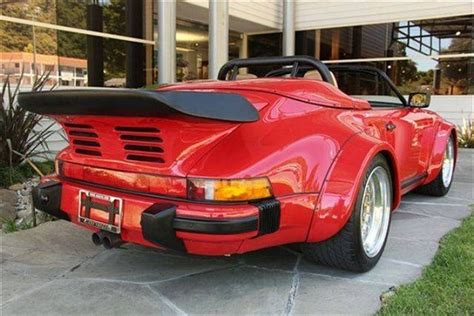 1989 porsche speedster for sale tuner tuesday 1989 porsche 911 speedster twin turbo