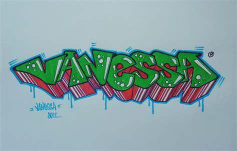 imagenes que digan te amo vanessa graffitis que digan vanessa te amo imagui