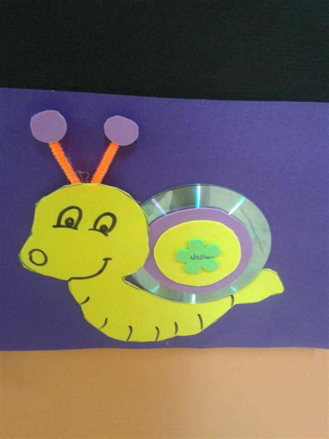 snail crafts for snail craft for crafts and worksheets for preschool