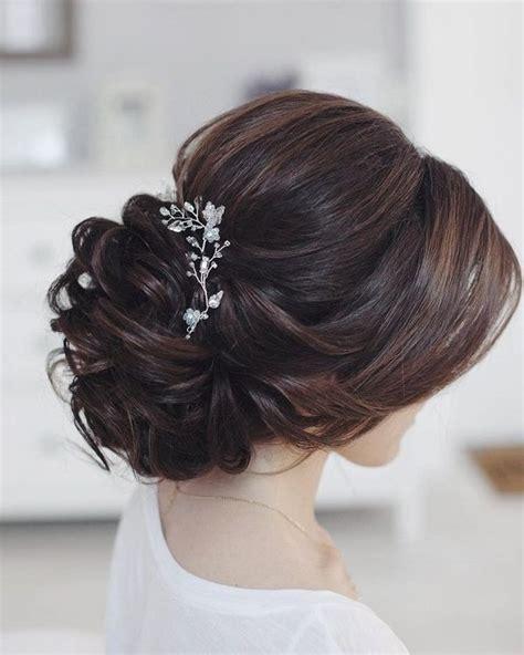 bridal hairstyles catalogue mod 232 les de coiffures de mariage tendance 2018 coiffure
