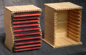 Diy Cd Rack by 1000 Images About Wood On Popsicle Sticks Cd