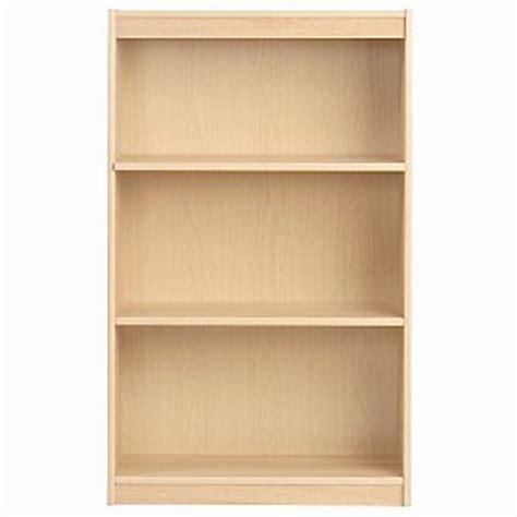 Agatha Bookcase Low Wide Bookcase