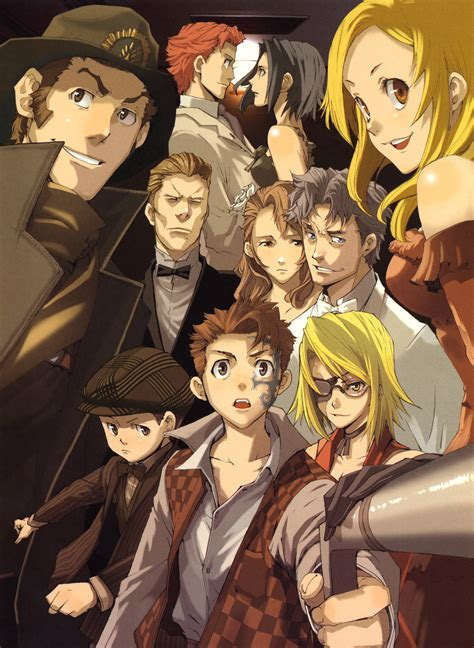 Bc Cano baccano official pictures by enami baccano