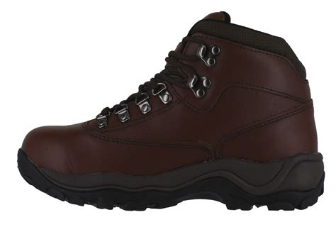 leather hiking boots s northwest peak womens waterproof leather lace up hiking