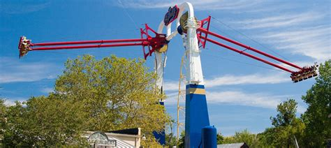 cedar point swing ride cable snaps on ohio amusement park ride new york s pix11
