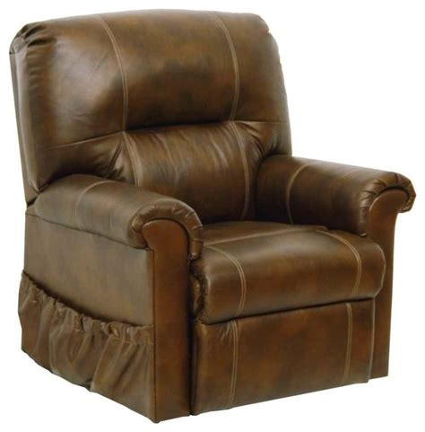 Power Recliner Chairs by Catnapper Leather Power Lift Lay Out Chaise Recliner