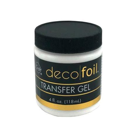 Deco Gel by Deco Foil Transfer Gel Hutson Llc