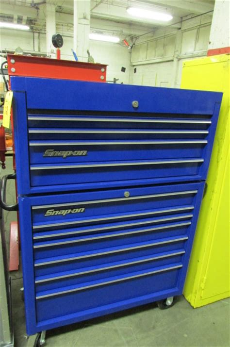 Snap On 7 Drawer Tool Box by Snap On 7 Drawer Tool Chest W 4 Drawer Flip Top Tool Box