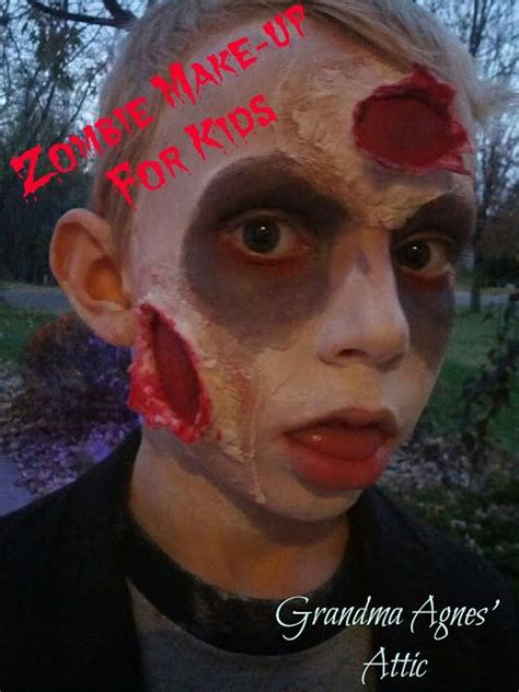 zombie walk tutorial how to make your little pumpkins zombies for halloween
