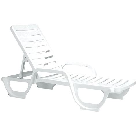 Plastic Chaise Lounge Chair by White Plastic Outdoor Chaise Lounge Chairs Architecture