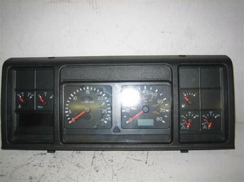 buy     volvo vnl vn   dash semi truck speedometer cluster oem   motorcycle