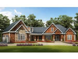 Craftsman Style Custom Home Plans Plan 019h 0159 Great House Design