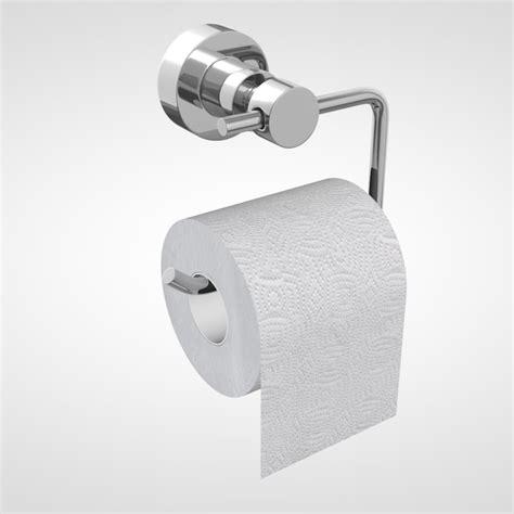 toilet paper 3d 3d model toilet paper holder