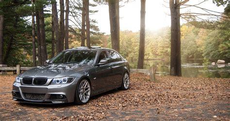 Carbon Fiber Front Splitters for 2009 11 BMW 328i/335i [E90]