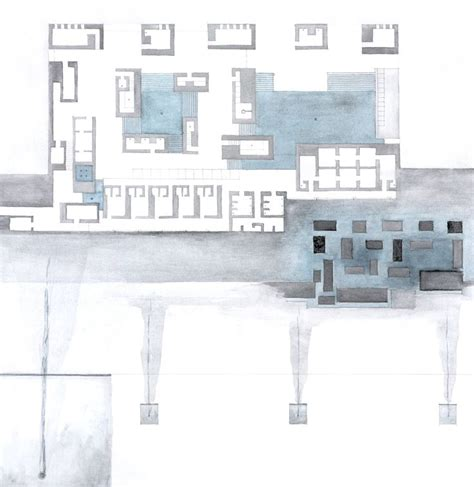 therme vals floor plan 17 best images about presentation on pinterest pavilion