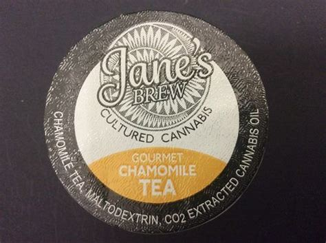 Chamomile Tea Detox Thc by S Brew Gourmet Chamomile Tea K Cup By House Of