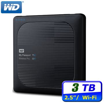 Wd Passport Wireless Pro 1tb 2 5 wd my passport wireless pro 3tb 2 5吋 wi fi 行動硬碟 pchome 24h購物