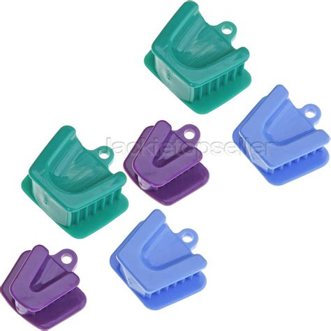 Halodent Dental Bite Block 5 Free 1 6 pcs dental prop bite block rubber size l m s