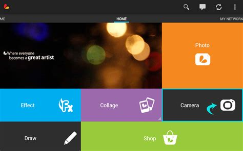 picsart tutorial android pdf how to apply photo effects in picsart s android camera a