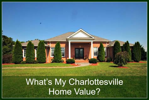 what s my charlottesville home value