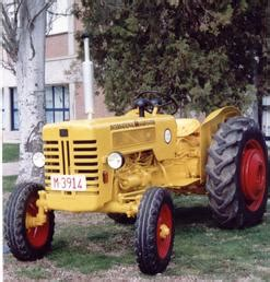 Shed Español by Model B 275 Diesel Tractorshed