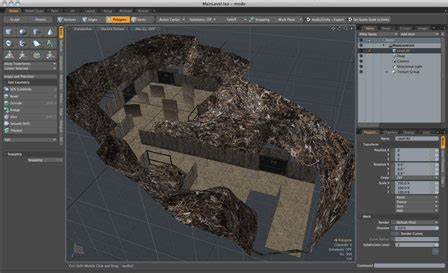Kaos Engine Dev Unity 4 unity and modo connect in the 3d dev space by pro3d