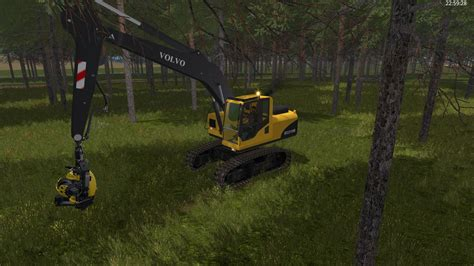 For Ls by Volvo 210b Forest V1 For Ls 17 Farming Simulator 2017
