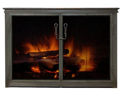 the case for fitting fireplace doors in your fireplace