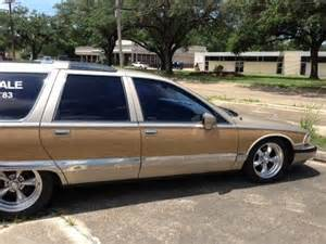 92 Buick Roadmaster Wagon Sell Used 92 Buick Roadmaster Wagon 51 000