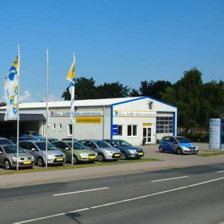 Kfz Werkstatt Angebot by Luhe Automobile Gmbh Winsen Meisterhaft Kfz Werkstatt
