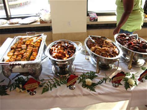 Cooked With Love Catering Event Coordination Wedding Soul Food Buffets
