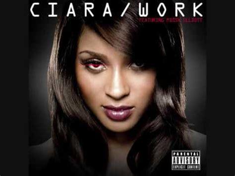 ciara work work vogue remix prod by reemo ft missy elliott kid