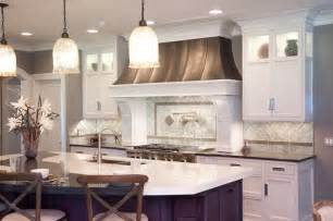 restoration hardware style home transitional kitchen cleveland by mullet cabinet