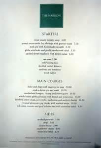 posh menu template 5 finds on restaurants kelli s