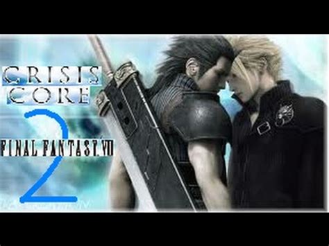 film final fantasy 1 final fantasy 7 crisis core film game fr fandub partie 2