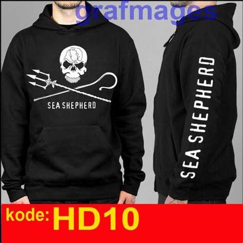 Sea Shepherd Kaos dinomarket pasardino jaket sea shepherd hoodie jumper