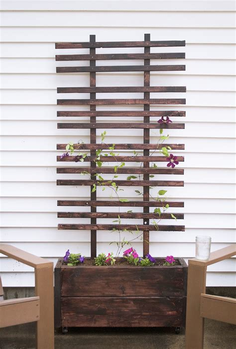 Diy Trellis Planter by You The Drill Now With Autosense Technology