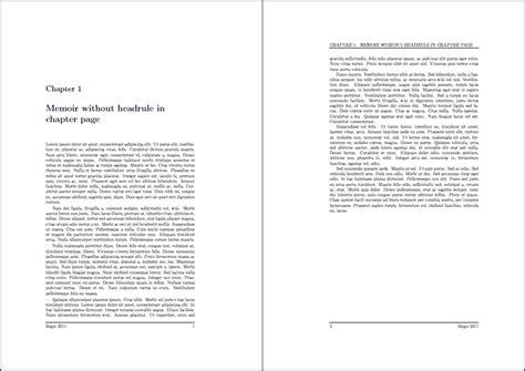 header footer memoir removing headrule in chapter page