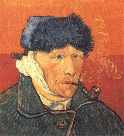 van gogh ear vincent van gogh self portraits