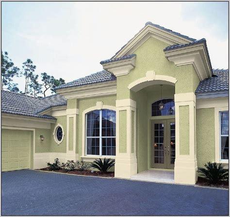 beispiele f 252 r fassadenfarben architektur zenideen - Moderne Fassadenfarbe