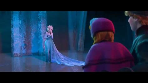 For the first time in forever hd reprise movie scene frozen