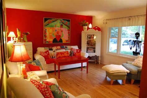 color living decoraci 243 n de sala en rojo 161 lo que buscabas sala