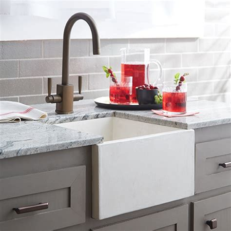 Kitchen Prep Sinks Ventana Nativestone 174 Bar Prep Sink Trails
