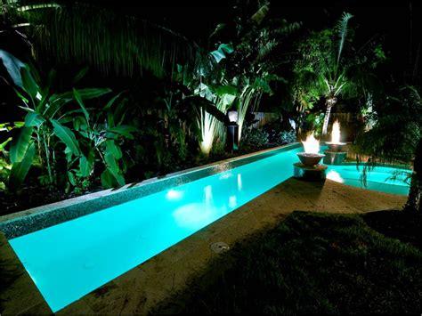 lap pools residential pools and spas lap pools gallery