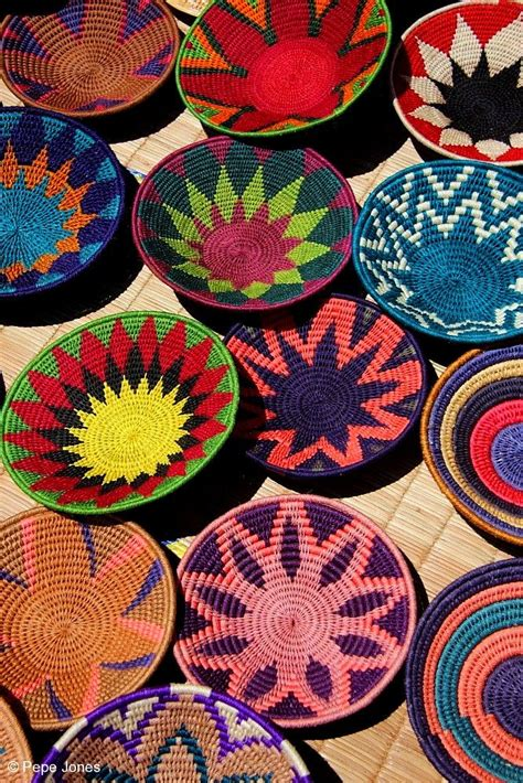 colorful baskets colourful baskets swaziland colourful home