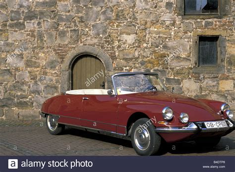 vintage citroen ds car citroen ds convertible model year 1961 1965 vintage