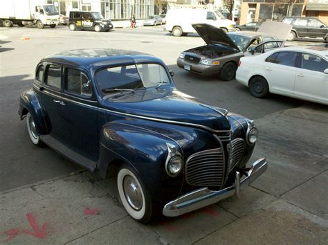 special deluxe 1941 plymouth special deluxe information and photos momentcar